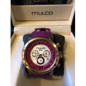 Reloj Mulco Mujer Original Prix Cronógrafo