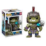 Figura Coleccionable Funko Pop Thor Ragnarok Hulk Funko