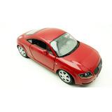 1998 Audi Tt Coupe Red Escala 1:18 Revell