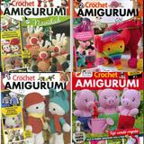 6 Revistas Digitales Crochet Patrones Amigurumis Souvenirs