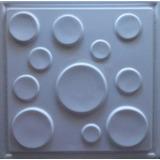 Moldes Placa Antihumedad 3d Burbujas X2 Unid