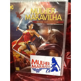 Dvd Mulher-maravilha Edição Comemorativa