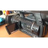 Cámara Panasonic Ag-ac130 Profesional Avchd