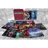 Iron Maiden Box Completo 2017 12 Lps Parlophone Envio Grátis