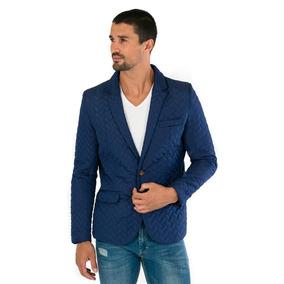 Chamarras De Hombre Color Azul Marino Marca Ramaty