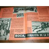 El Gráfico 2289 D- Boca Finalista Copa Libertadores