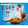 Playmobil Barco Pirata Grande Tuni 5618