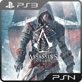 Assassins Creed Rogue Ps3 - Mídia Digital
