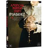 Box Dvd Original American Horror Story 6ª Temporada Roanoke
