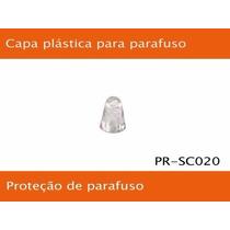 Capacete Plástico Capa P/ Parafusos Armações Sem Aro - (4)