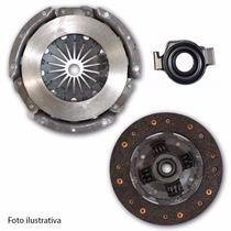 Kit Embreagem Elba Prêmio Uno Tipo Fiorino 1.6