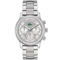 Reloj Mujer Cronografo Lacoste Charlotte Silver 2000833