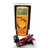 Tester Multimetro Digital Yaxun Yx-9205a+ Con Sonido