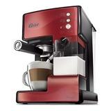 Cafetera Automática P/espresso Y Capuchino Oster Prima Late