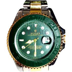 Reloj Role Master Verde Acero Envio Mismo Dia