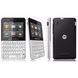 Motorola Key Ex118 Libre ,fm,3mpx,touch, Bluetooh, Basico