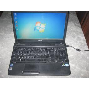 Notebook Toshiba Core I3 Importado Modelo Satellite C665