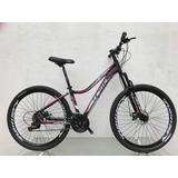 Bike Feminino 29 Mtb Vicini, Mod Lady - Lindíssima