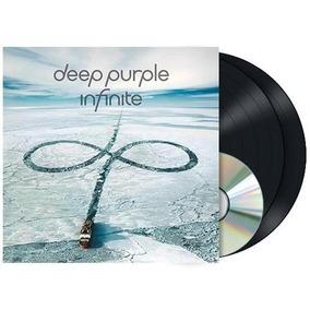 Deep Purple Infinite Vinilo Doble 2 Lp + Dvd Nuevo Imp Usa
