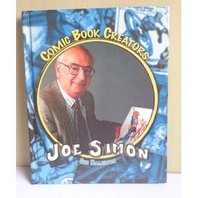 Joe Simon Comicbook Creators Sue Hamilton