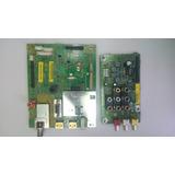 Main Cmk201b T.v. Hitachi L40a105