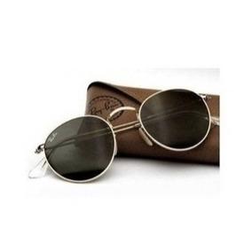Oculos John Lennon Dourado - Óculos De Sol no Mercado Livre Brasil 29c102cb83