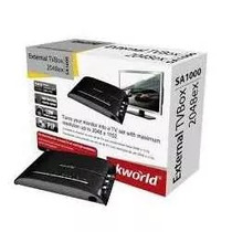 Sintonizadora K-world Tv - 2048 Ex Titanium Full Hd Externa
