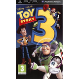 Juego Psp Toy Story
