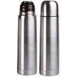 Termo Bala Acero Inox 1 Litro Tapon Matero Well Sense