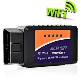 Kit 2 Scanners Automotivo Elm327 Obd2 1 Bluetooth + 1 Wifi