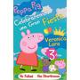 Mini Libros Para Colorear Peppa Pig Y George Cotillon