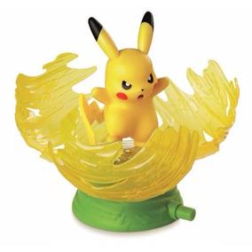 Pokemon Pikachu Mc Donalds Lanche Sun Moon 2017 Grande