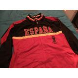 Sudadera Fifa World Cup Brasil 2014 España Extra Grande