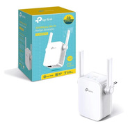 Repetidor E Extensor De Sinal Wifi Tp Link Tl-wa855re 300mbps Wi-fi