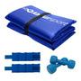 C, Azul - Tobillera Azul - M. Celeste
