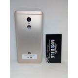 Chasis Con Marco De Xiami Note 4x Color Dorado Mundo Mobile