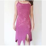 Vestido Lindo Femenino De Fiesta Elegante Damas Talla M