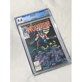 Gibi Importado - Wolverine 1 - Nov 1988 - Cgc 9.4!