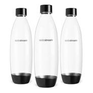 Botellas Sodastream  Pack X 3  1 Lt.
