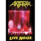 Dvd Joey Belladonna Live Noize Importado