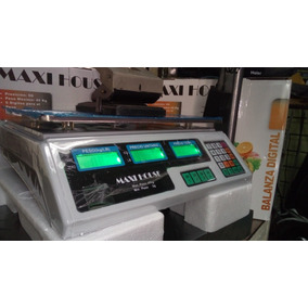 Balanza Digital 40k Peso Electronico Somos Tienda