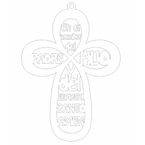 Cruz Espíritu Santo Vector