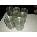Capsulas De Petri Lotes De Seis Unidades