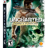 Uncharted Drake´s Fortune - Digital Ps3