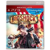 Bioshock Infinite Ps3, Greatest Hits, Nuevo Y Sellado