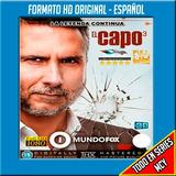 Serie El Capo Temporada 3 Formato Original
