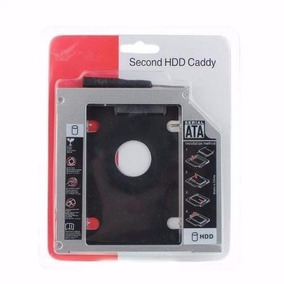 Case Gaveta Universal 9.5mm - Segundo Hd Ssd Sata No Note