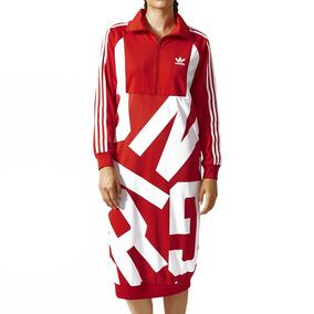 Vestido Originals Bold Age Track Mujer adidas Cy7384