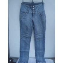 Calça Jeans Cintura Alta Da Blue Steel (renner) Tam 40