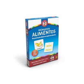 Brincando E Aprendendo - Memofoto Alimentos
